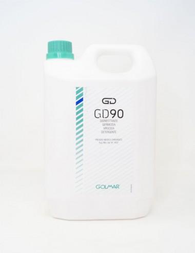 GD90 GOLMAR DISINFETTANTE...